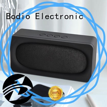 Bodio Electronic aux best portable wireless speakers long-term-use for mobile phone