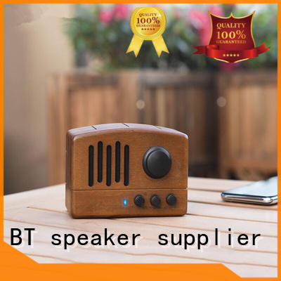 Bodio Electronic adjustable small wireless speakers widely-use for movie