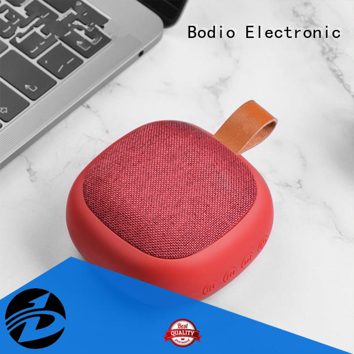 Bodio Electronic high-quality small bluetooth speaker widely-use for movie