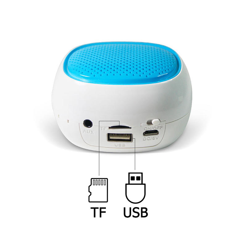 Bodio Electronic cloth bluetooth home speakers long-term-use for computer-2